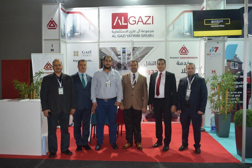 Al Gazi Yatırım Gurubu / Üye Standı Ziyareti