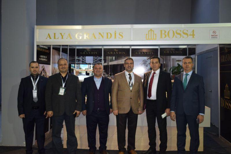 Alya Grandis / Üye Standı Ziyareti