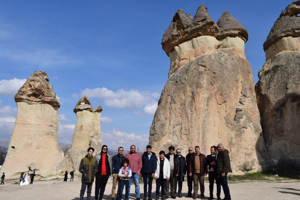 Erciyes ve Kapadokya Ziyareti