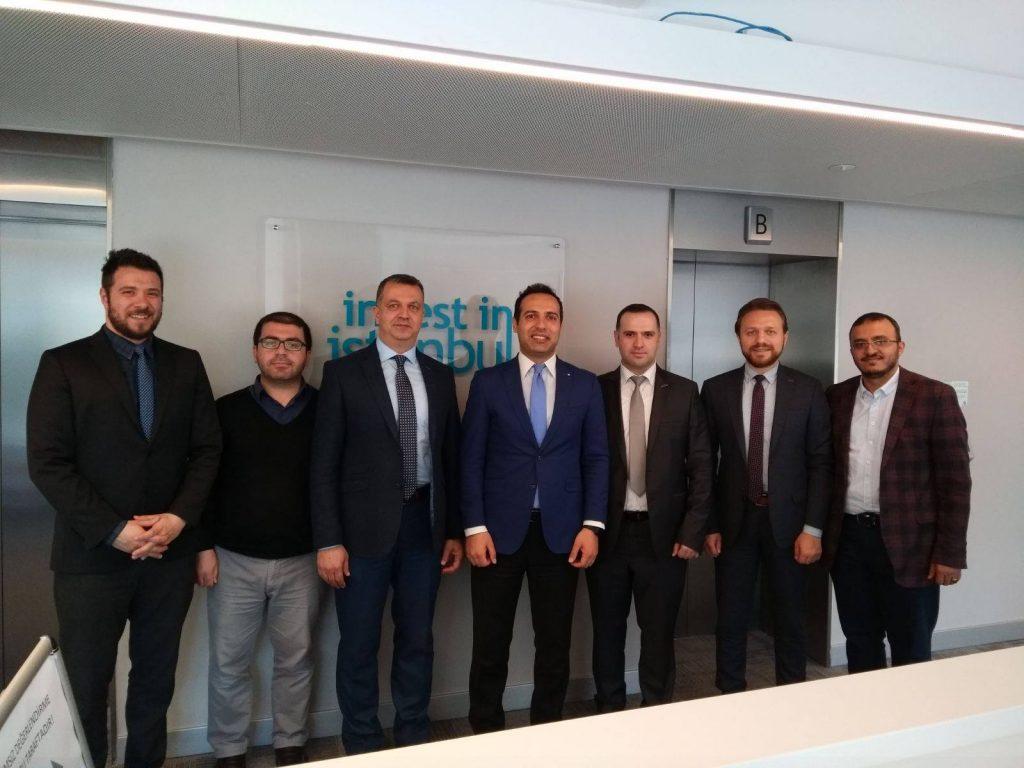 Invest in Istanbul'u Ziyaret Ettik