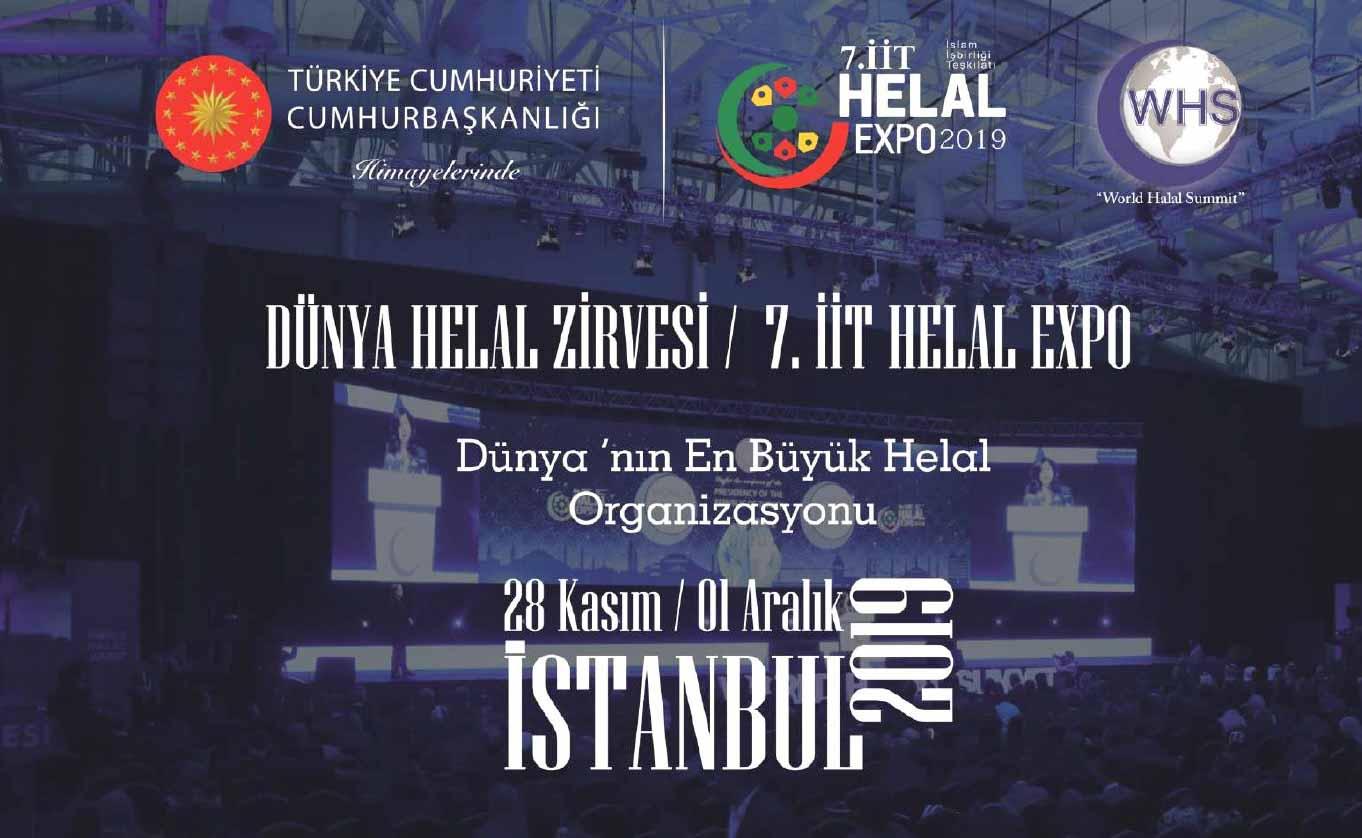 7. IIT Helal Expo Fuarı 2019