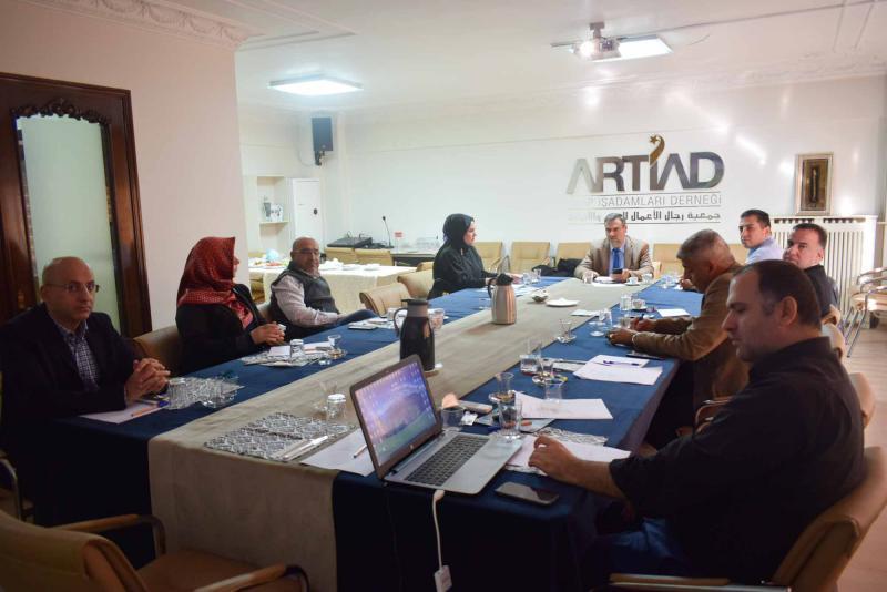 Artiad İcra Kurulu İlk Toplantısı