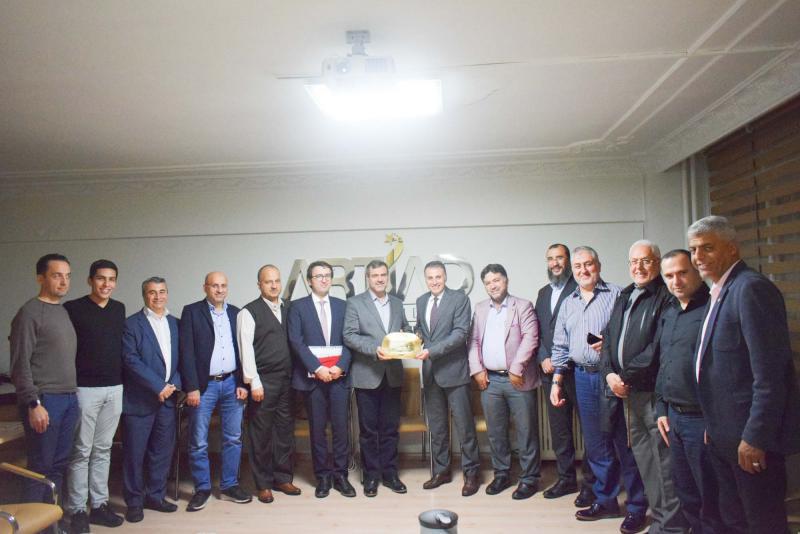 Aylık Üye Toplantısı - TURK EXİMBANK İhracat Destekleri