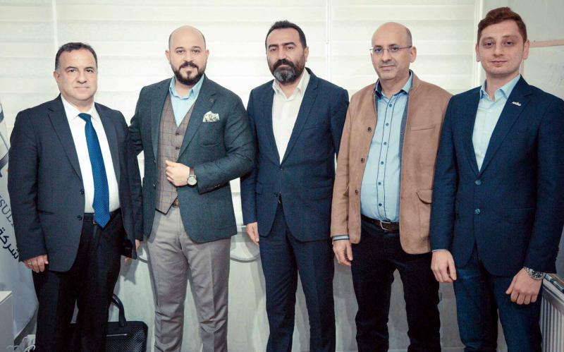 Üye Ziyareti - Hussam Orfali