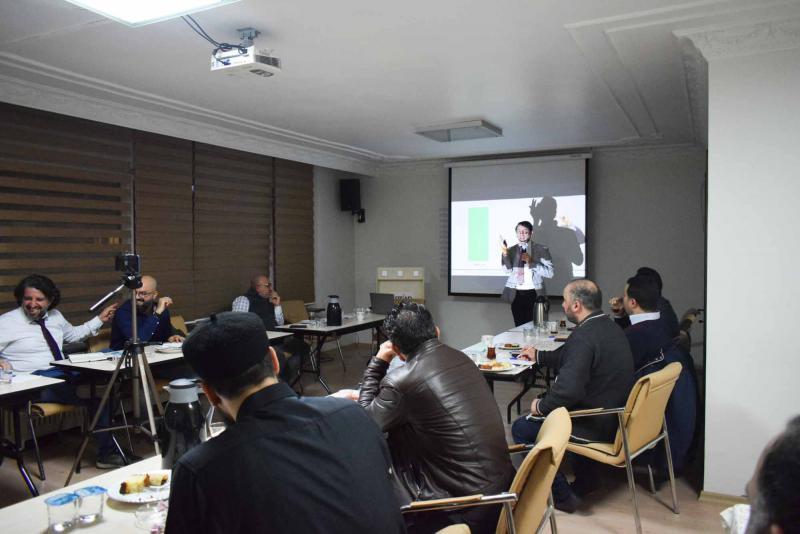 Aylık Üye Toplantısı - Yöneticilik ve Liderlik Gelişimi Workshop Çalışması