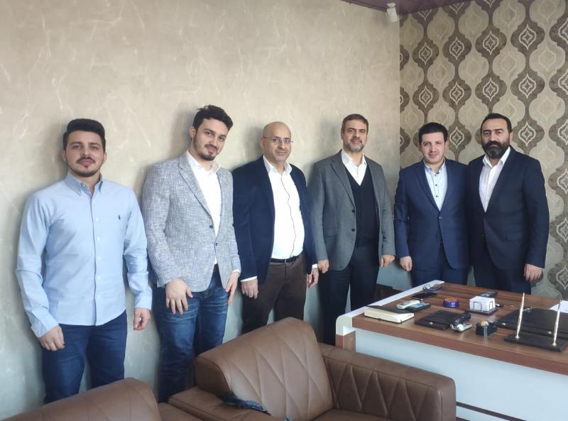 Üye Ziyareti - Abdulkhalek Khorfan
