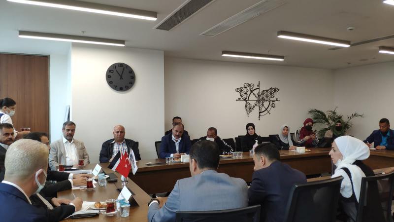 Deik Türkiye -  Ürdün Tarım Sektörü Toplantısı